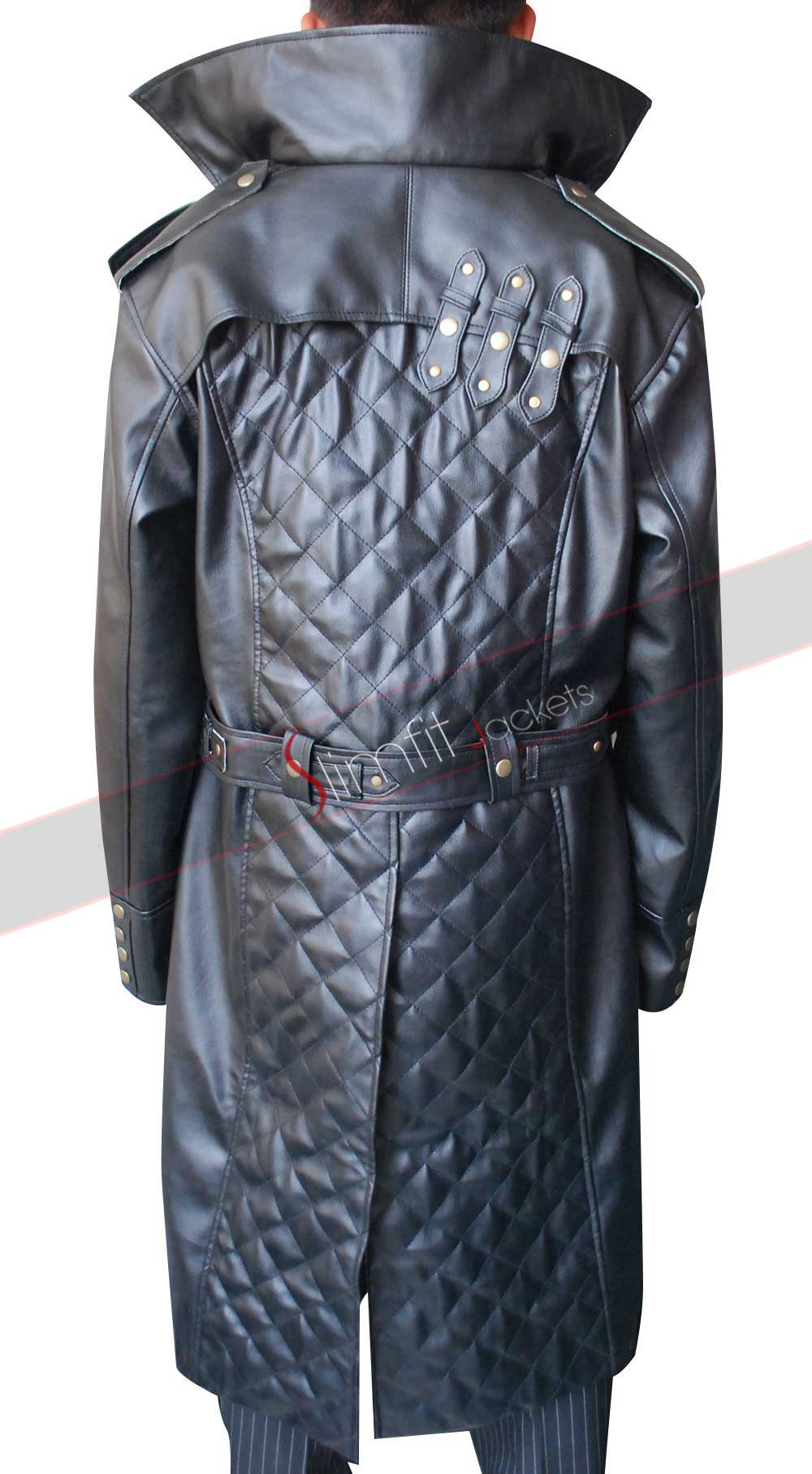 Assassin S Creed Syndicate Jacob Frye Costume Coat